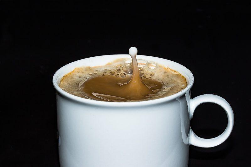 Bild Kaffee Tasse