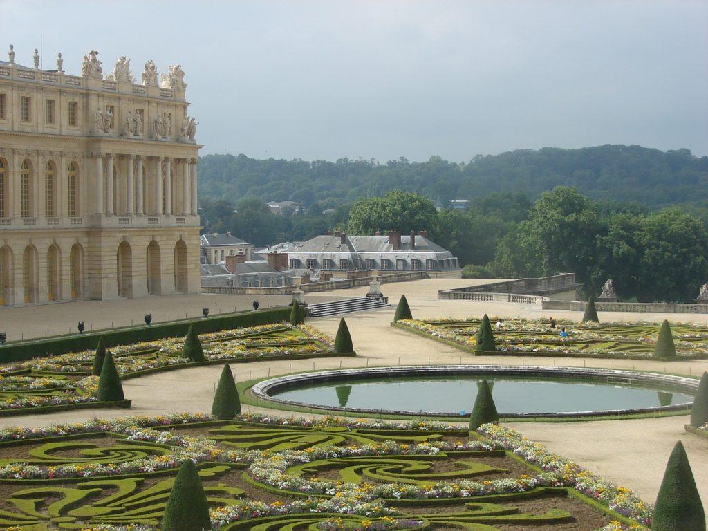 Bild Versailles Garten