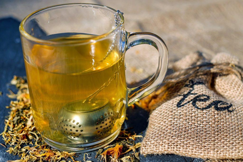 Teezubereitung